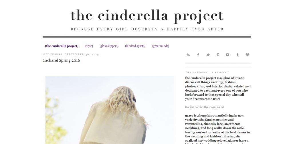 cinderella project