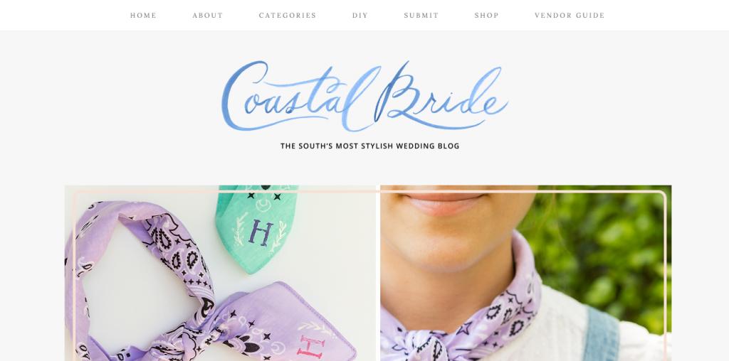 coastal bride