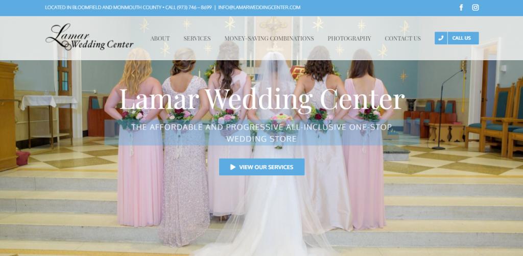 lamar wedding center