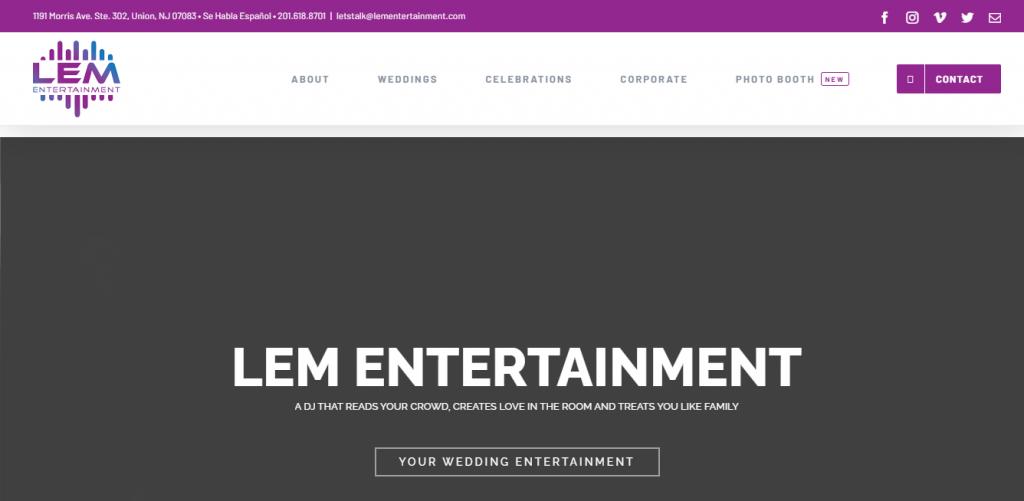 lem entertainment