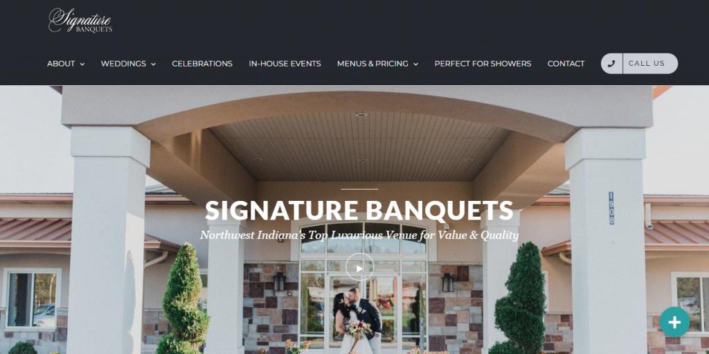 singature banquets