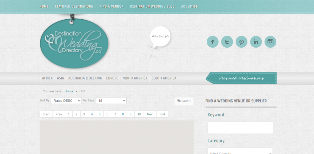 us wedding directory