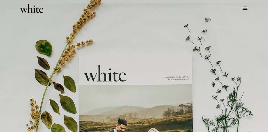 white mag