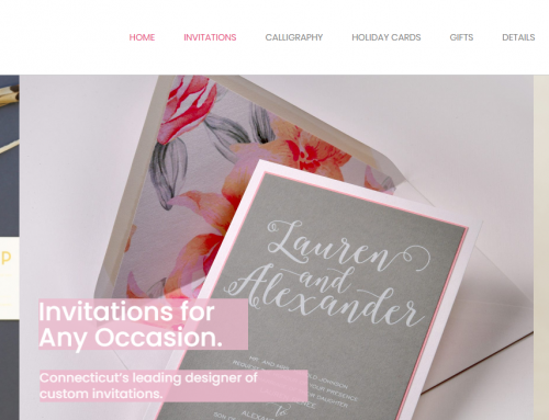 Numerous Examples of Wedding Websites Built For Conversions